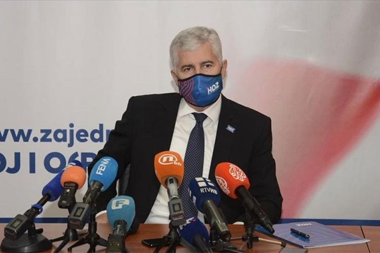 Čović: Tražićemo smjenu CIK-a zbog novog brojanja glasova u Mostaru(VIDEO)
