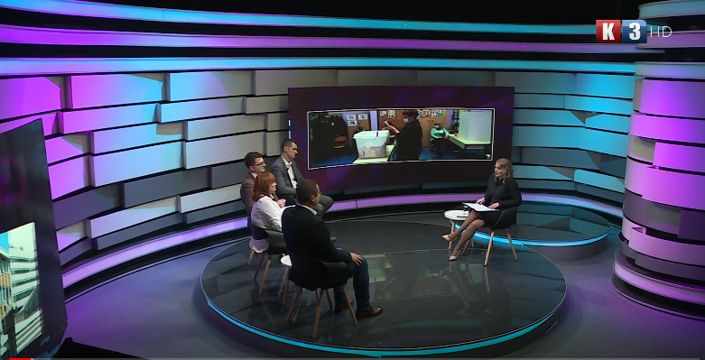 POTEZ TV K3 – Tema: Ko je pobjednik lokalnih izbora? – 24. 11. 2020.