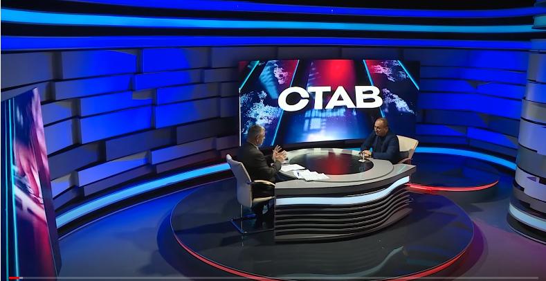 STAV TV K3 – 26. 11. 2020. – Gost: Igor CRNADAK, potpredsjednik PDP-a
