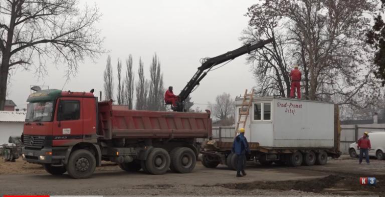 Doboj: Počinje druga faza izgradnje nove bolnice (VIDEO