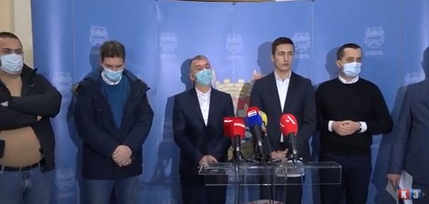 Bl: SNSD Banjaluka: Stanivuković da povuče prijedlog sistematizacije(VIDEO)