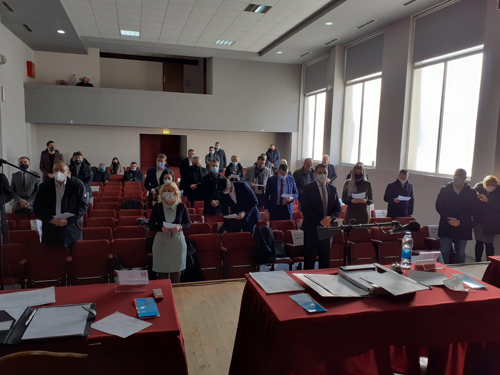 Konstitutivna sjednica SO Čelinac: Kurtinović predsjednik, Zeljković potpredsjednik (FOTO)
