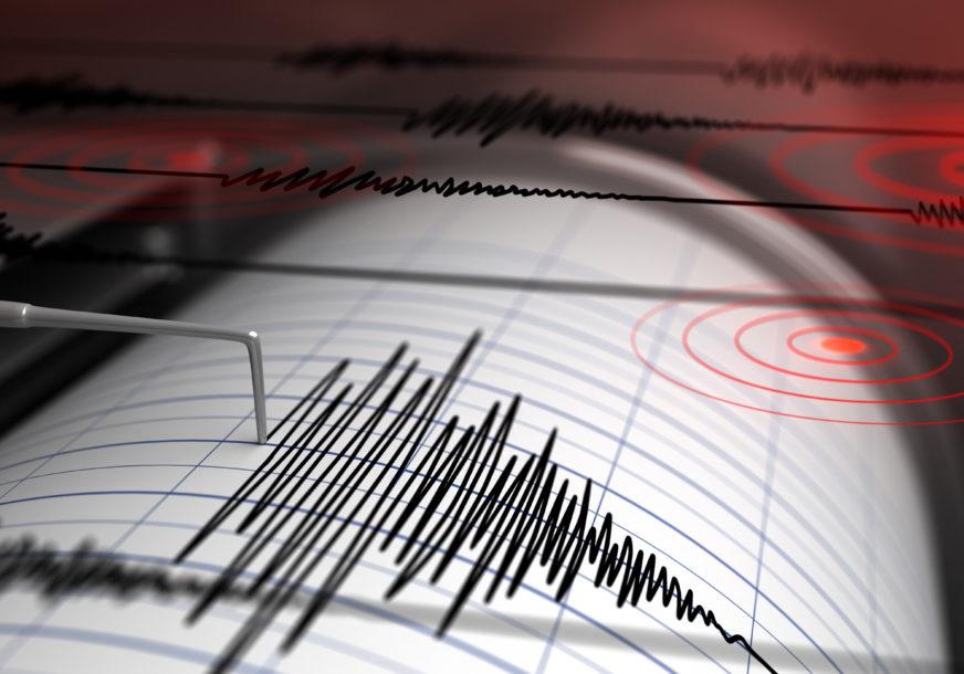 Zemljotres kod Šibenika