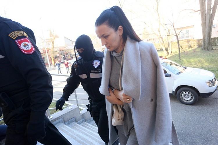 Florjan priznala krivicu u zamjenu za godinu dana zatvora