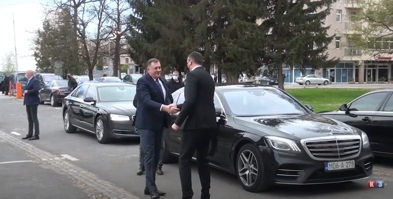Dodik u Prijedoru: Institucije RS će izdvojiti 15 miliona KM za odbranu od poplava (VIDEO)