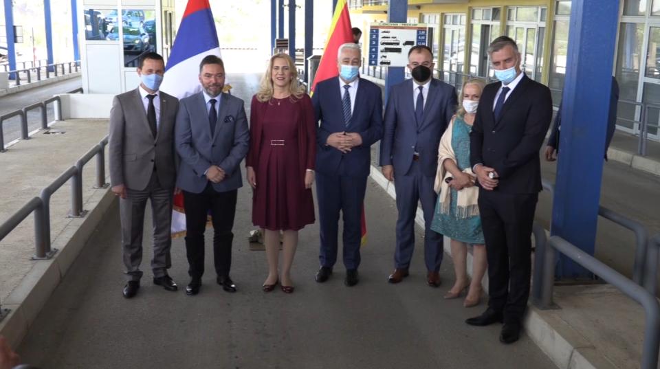 Krivokapić i Cvijanović ozvaničili ukidanje putarine na putu Herceg Novi- Trebinje (VIDEO)
