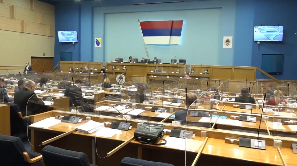 NS RS o dijalogu između RS i FBiH (VIDEO)