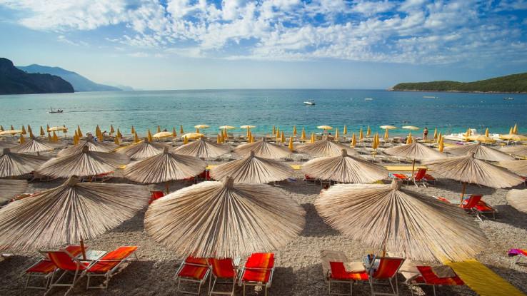 Najljepše plaže u Crnoj Gori