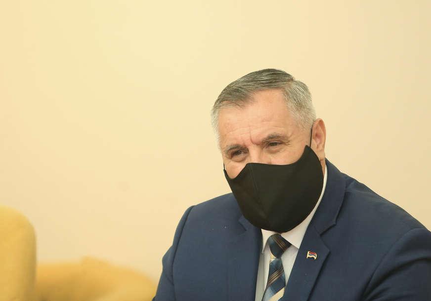 Višković poručuje da od ishoda pregovora o budućnosti BiH zavisi dalji put Srpske