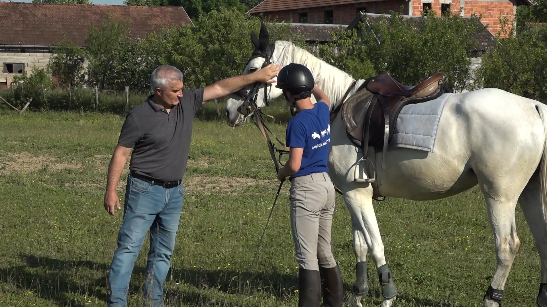 PUT NAS DOVEO: Bojan i Đorđe Ugren iz Srpca, velika ljubav prema konjima – 13.06.2021.