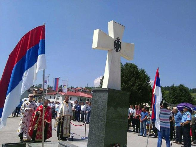 Pale: Dan odbrane Sarajevsko – romanijske regije (VIDEO)