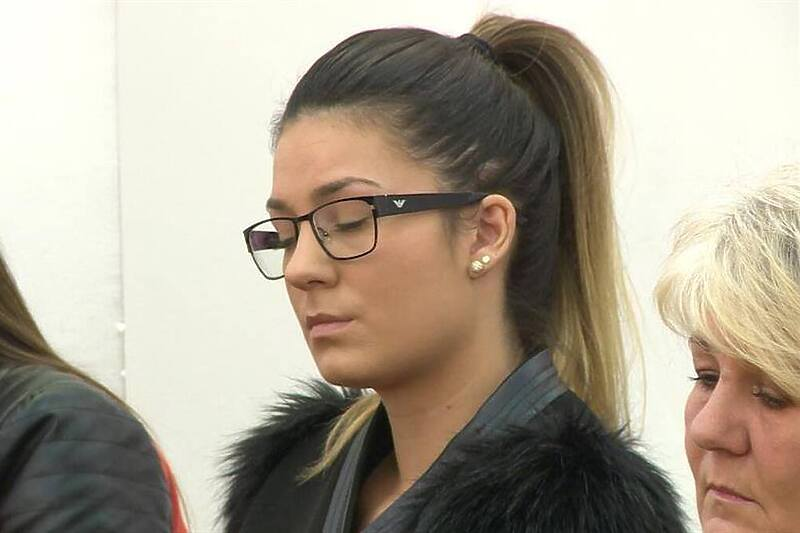 Uhapšena Alisa Mutap (VIDEO)