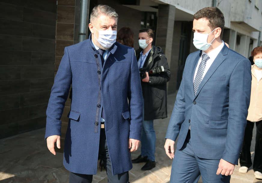 Šeranić i Zeljković na sastanku sa predstavnicima SZO: Period stabilnije situacije iskoristi za napredovanje vakcinacije