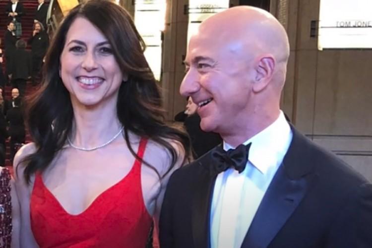 Bivša Bezosova supruga donirala još 2,7 milijardi dolara u dobrotvorne svrhe