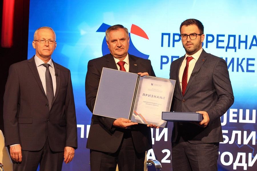 Banja Luka: Dodjeljena priznanja najboljim kompanijama u RS (VIDEO)