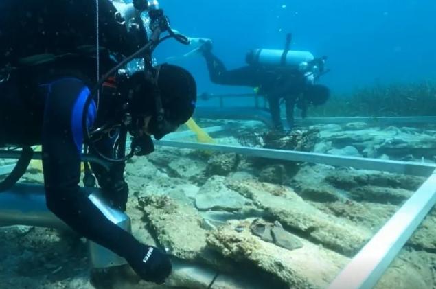 U moru pored Korčule pronađeno naselje iz neolita
