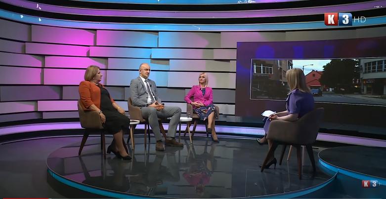 POTEZ TV K3 – Tema: Nacrt zakona o ispitivanju porijekla imovine – 15. 06. 2021.