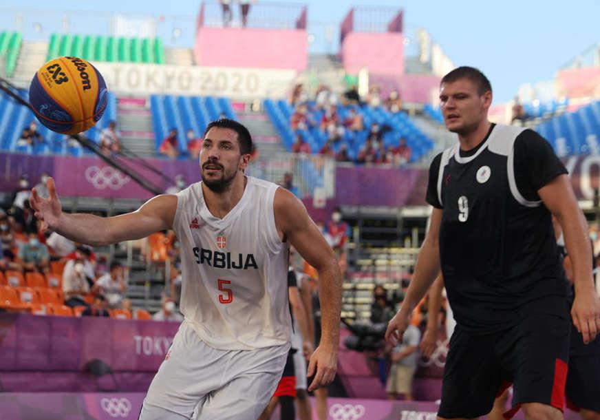 Basketaši Srbije osvojili bronzu