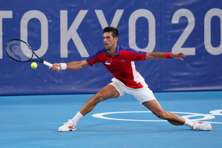 Furiozni Đoković u četvrtfinalu Olimpijskih igara