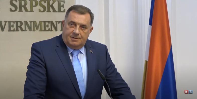 Dodik: Ako neko pokuša da hapsi građane, Policija RS će to sprečavati