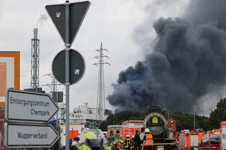 Dvije žrtve eksplozije u Leverkuzenu, nastavljena potraga za nestalima