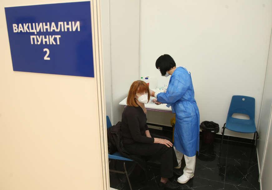 U Srpskoj potpuno vakcinisano 12 odsto punoljetnih građana