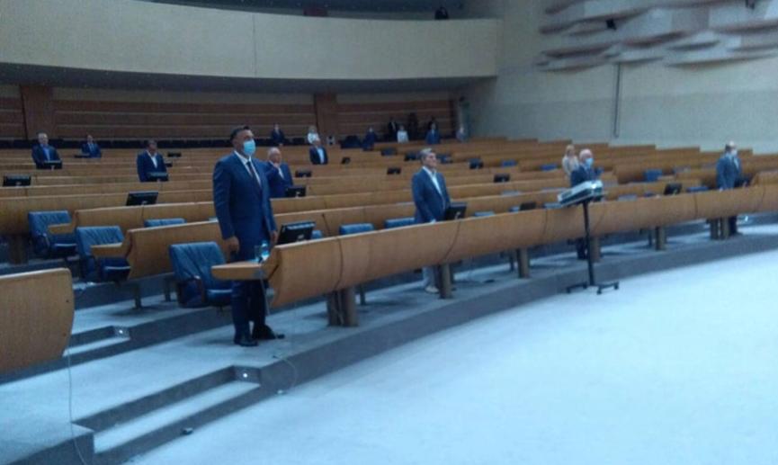 Sarajevo: Sjednica PD PS BiH održana bez prisustva poslanika iz Srpske(VIDEO)