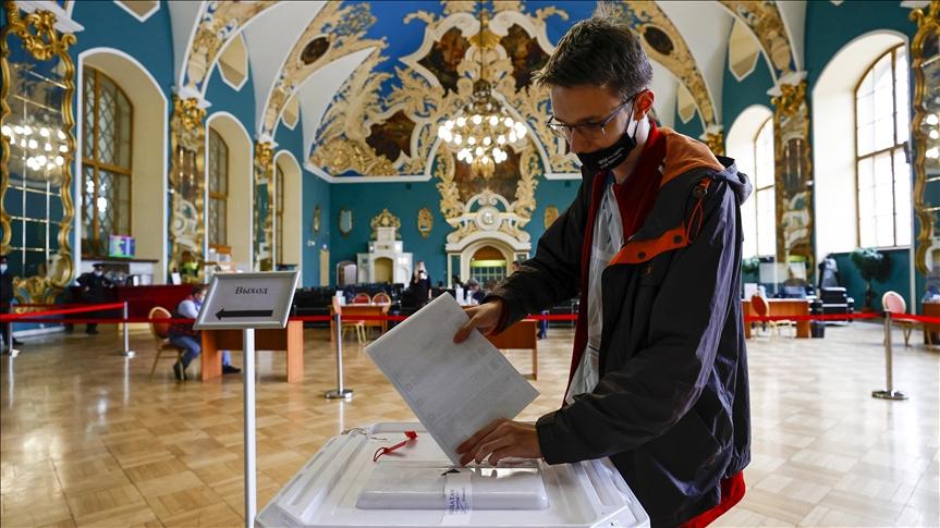Jedinstvena Rusija i zvanično pobijedila na izborima