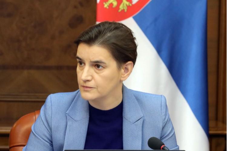 Brnabić o atentatu na Vučića: Nisam rekla ništa novo, to je informacija koju imamo od nadležnih službi
