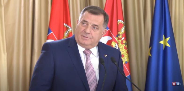 Dodik se na press-u sa Vučićem obrušio na SDS (VIDEO)
