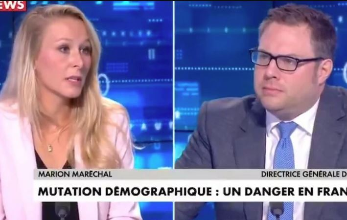 Nećaka Marin Le Pen: Kosovo je srpska teritorija koju su kolonizovali albanski muslimani (VIDEO)