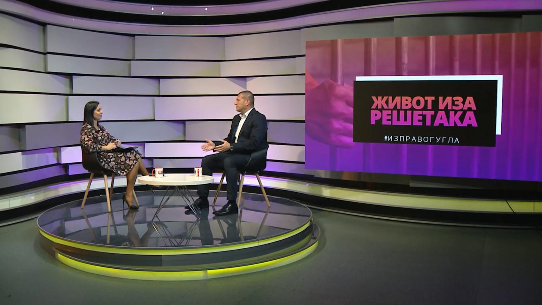 IZ PRAVOG UGLA TV K3 – 24.10.2021. – Tema: KPZ Banja Luka- život iza rešetaka