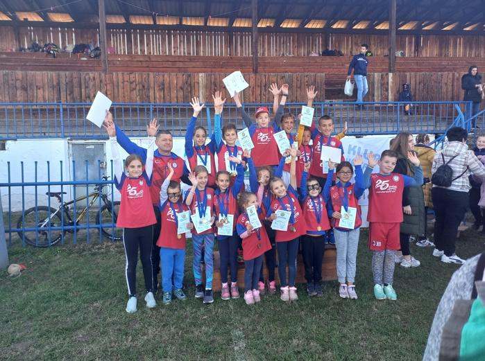 AK Prnjavor osvojio 22 medalje u Kozarskoj Dubici