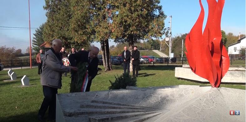 Prijedor- Pomen srpskim žrtvama u Velikom Palančištu (VIDEO)